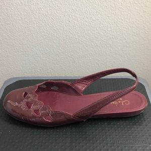 Cole Haan Slingback Flat